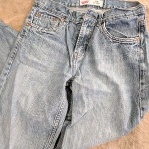 Levis 550 Relaxed Fit 29/29
